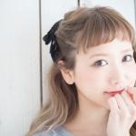 人気読モの田中里奈ちゃん愛用のカラコンは?