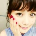 人気読者モデルの武智志穂ちゃんのカラコンとマツエク事情が知りたい