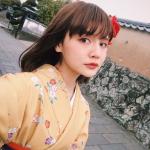 読者モデル・村田倫子ちゃんのガーリーカラコンとメイク方法